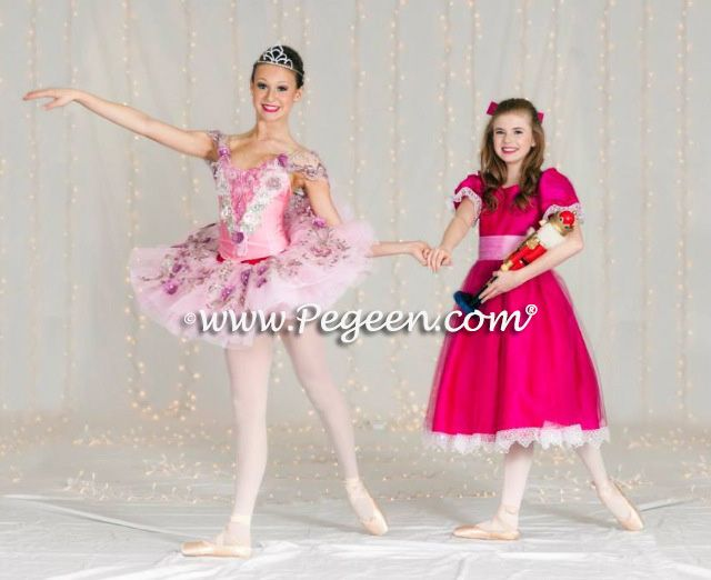 Nutcracker Party Dresses for Girls