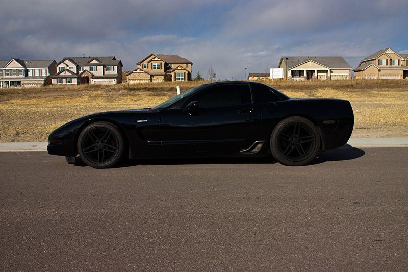 Z06 c5 engine | Black C5 Z06 | Corvette Classic Cars | Pinterest ...