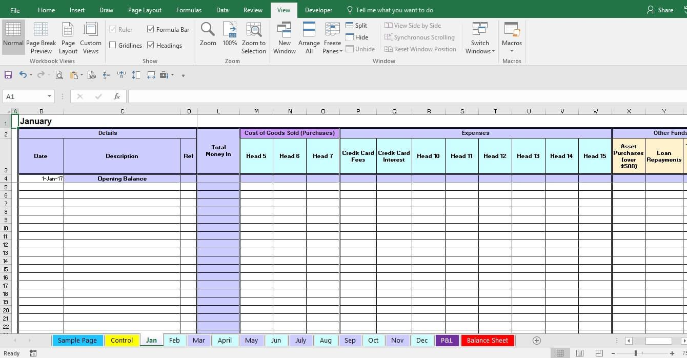 Expense form template balance sheet template credit