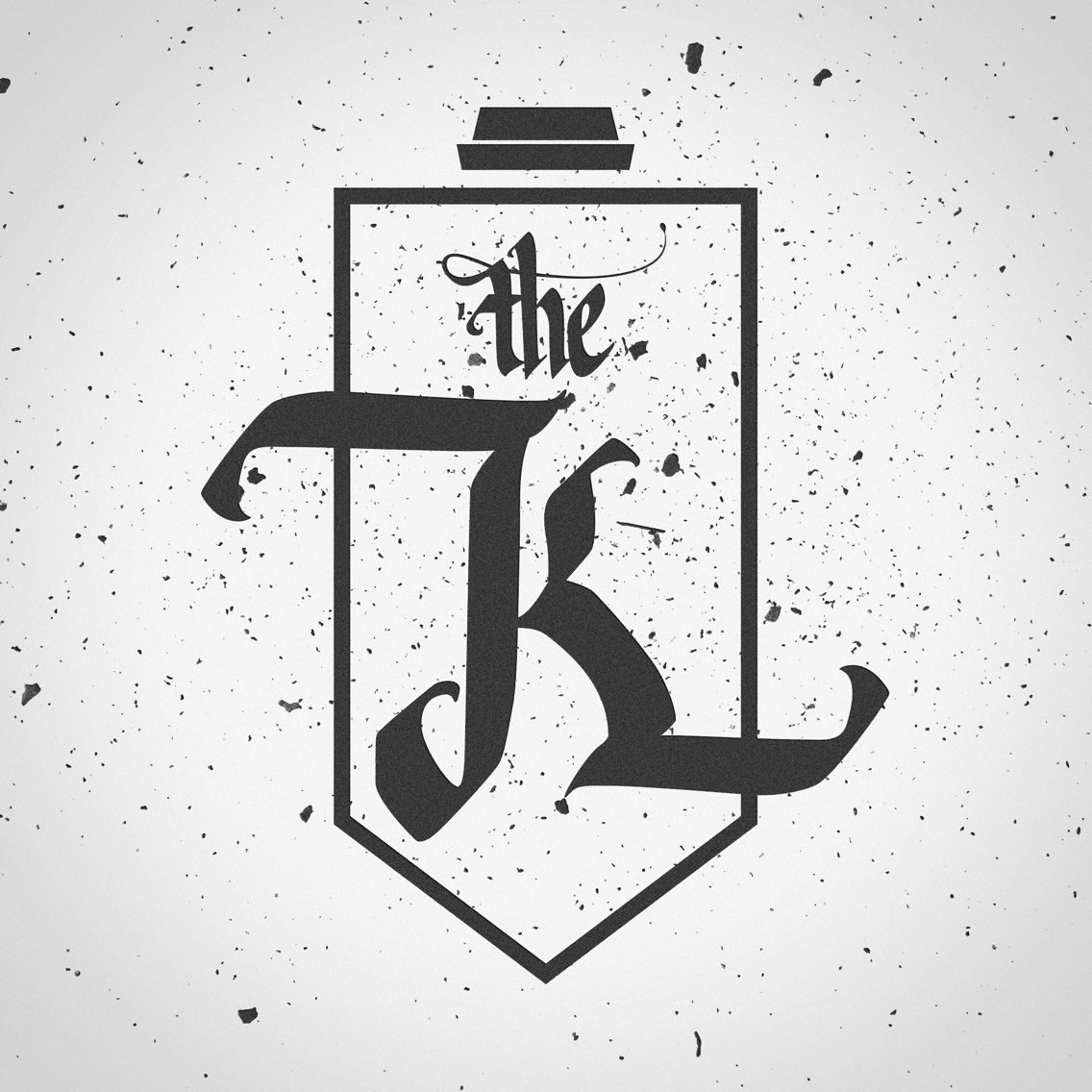 THE K - Streetdancing. Branding | #kampen #illustration #graficdesign #wacom #cintiq #art #digital #painting #album #artwork #drawing #logo #corporate #design #brand #street #dancing