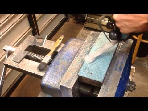 Checking depth of a scrape  Hand and Biax  | Scraping | Tools