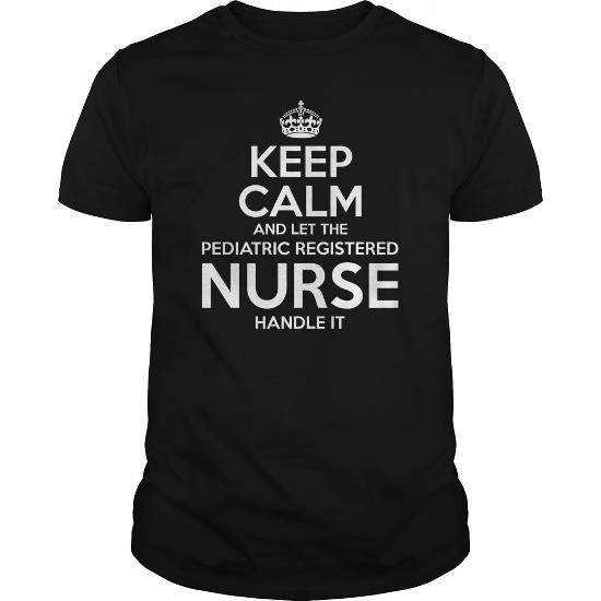 I Love Pediatric Registered Nurse Shirts & Tees | DOCTOR NURSE T ...