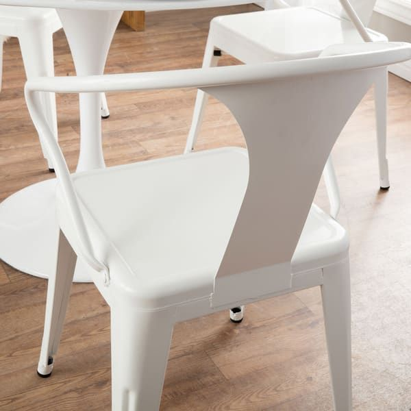 Amazing White Tabouret Stacking Chairs #14 - White Tabouret Stacking Chairs (Set Of 4)