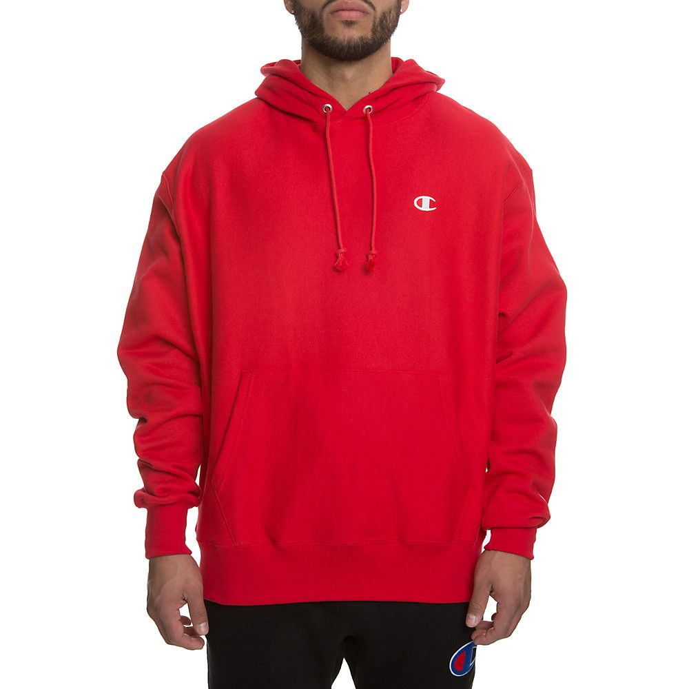 Shiekh Crew Neck Sweatshirt Red Champion Sweatshirt Mens Sweatshirts [ 1000 x 1000 Pixel ]