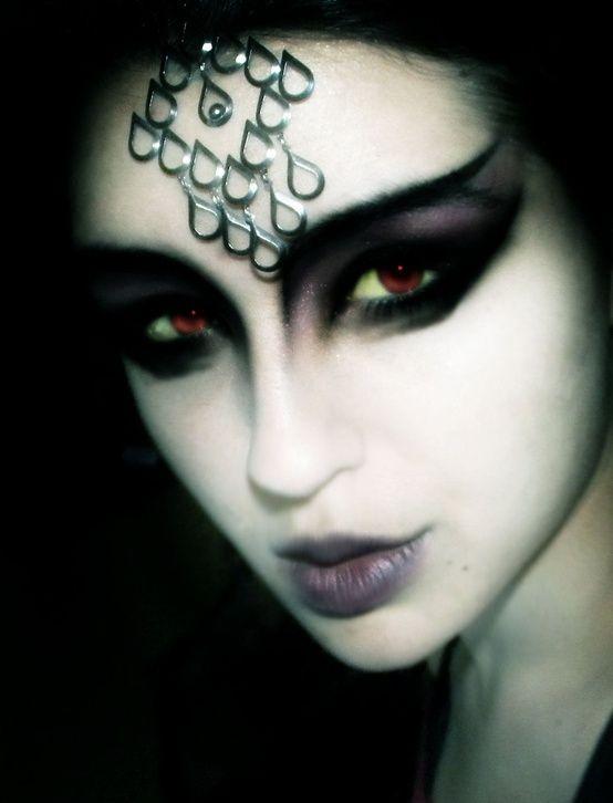 Sith Eye Makeup Google Search New York Pinterest Sith