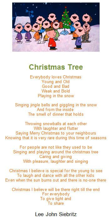 Poetry: Christmas Poems about Friendship with Cards Pictures ...