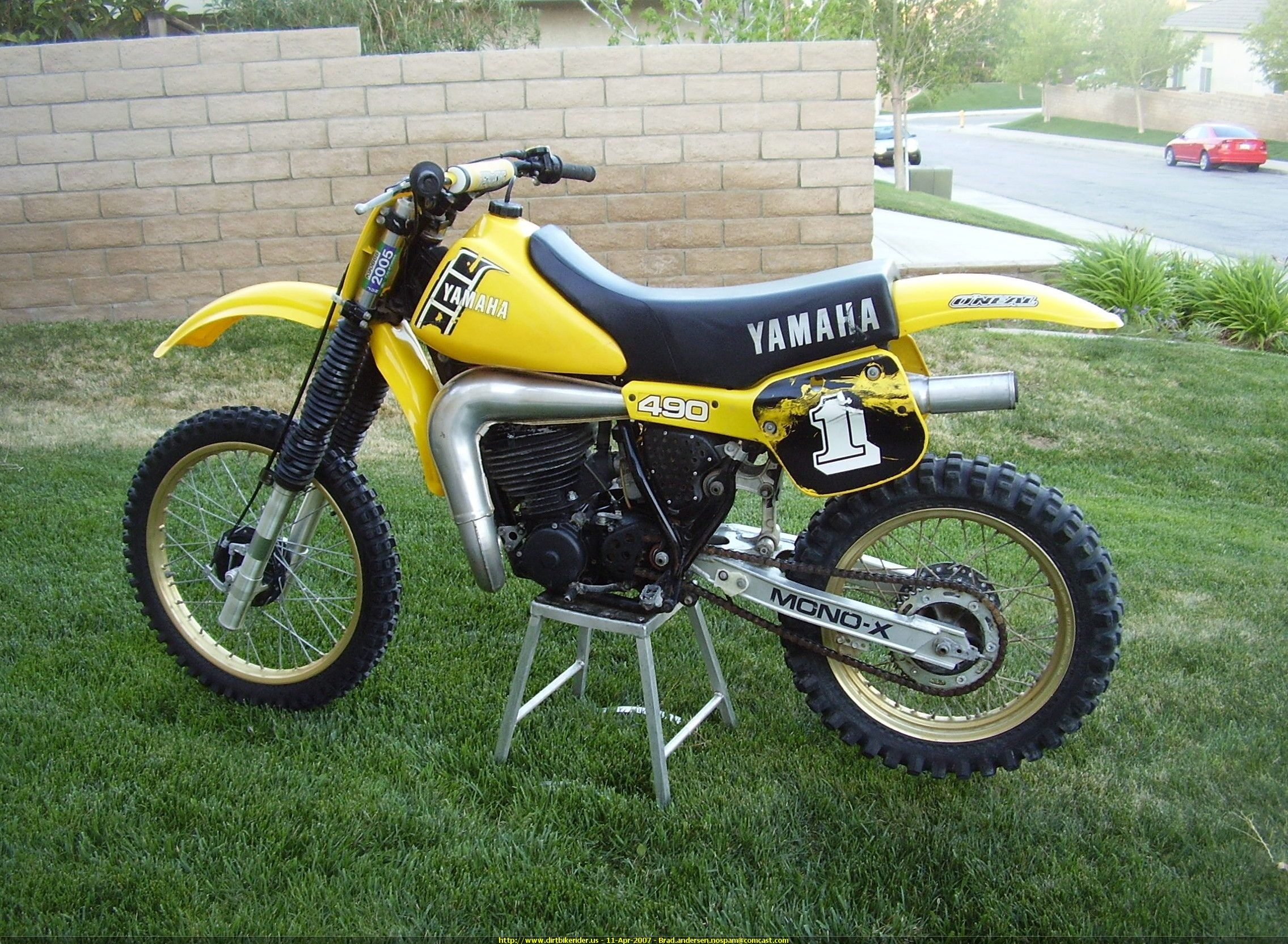 Another For The Future Bike Yamaha Motorcycle