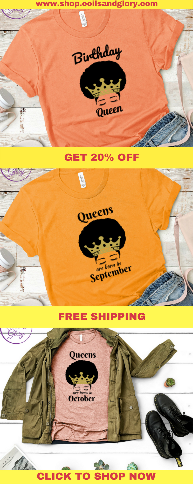 FREE SHIPPING on your favourite tshirts Be proud of the hair youfavourite