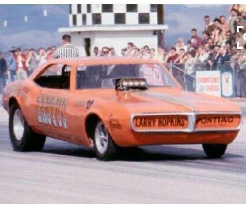 Lew Arrington Jr 70 Pontiac Firebird / blown 426 hemi / funny car ...