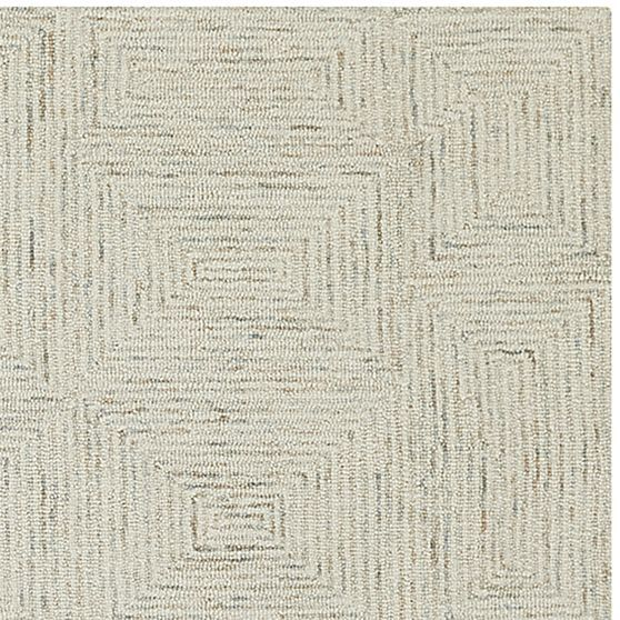 Presley Neutral Wool Rug | Crate And Barrel