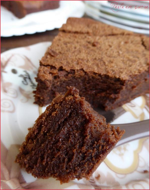 gâteau au chocolat suzy de pierre hermé | cuisine | pinterest