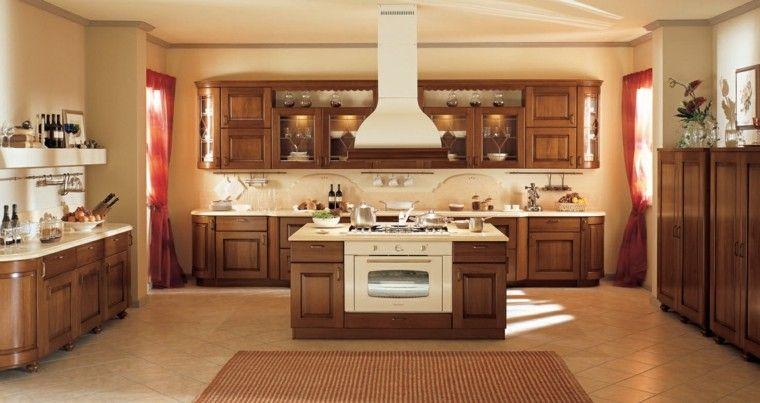 Cocinas Con Estufa Enmedio Buscar Con Google Diseno De Cocina Decoracion De Cocinas Rusticas Diseno Cocinas Modernas