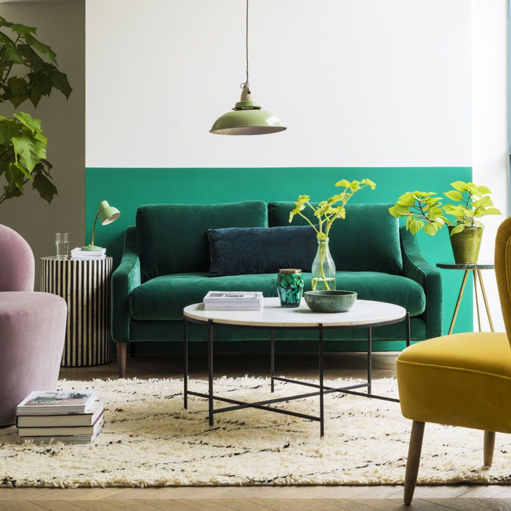 Living Room Decor Trends To Follow In 2018: 10 Vintage Home Trends That Are In Style Right Now