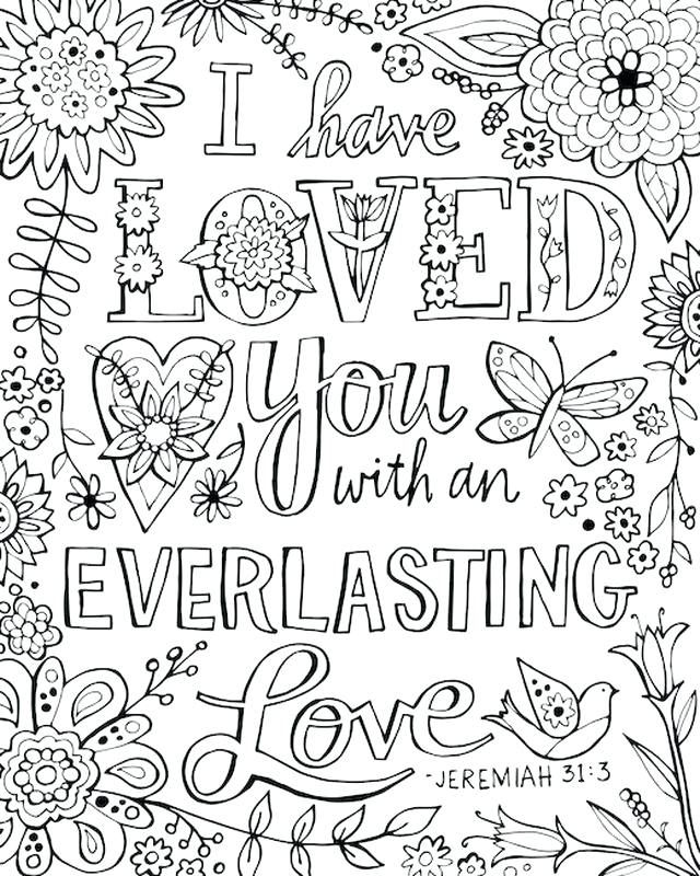 Pin By Diana Weststrate On Coloring Love Coloring Pages Bible Verse Coloring Page Bible Coloring Pages