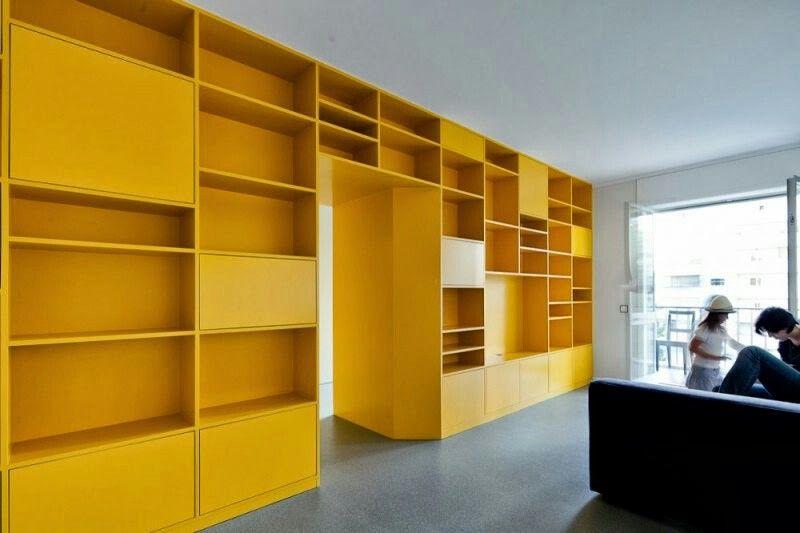 Departamento amarillo