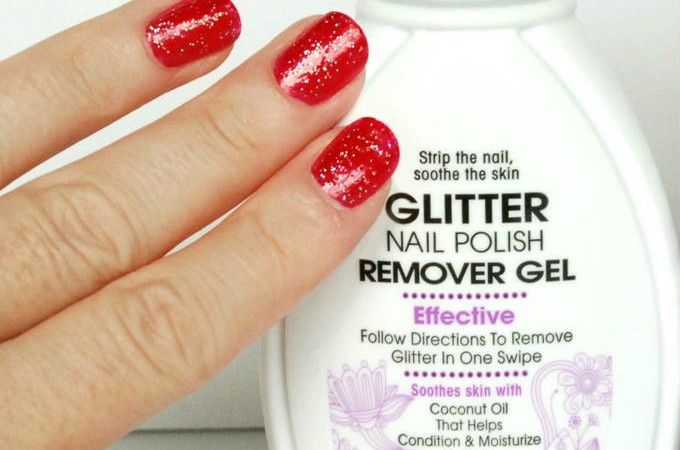 Glitter Nail Polish Remover Gel Glitter Nail Polish Glitter