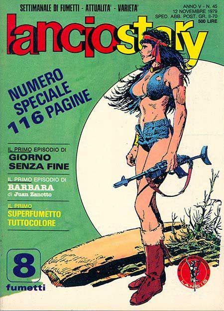 LANCIOSTORY 12 Novembre 1979