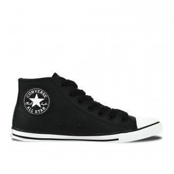 zapatillas converse all star dainty black mid