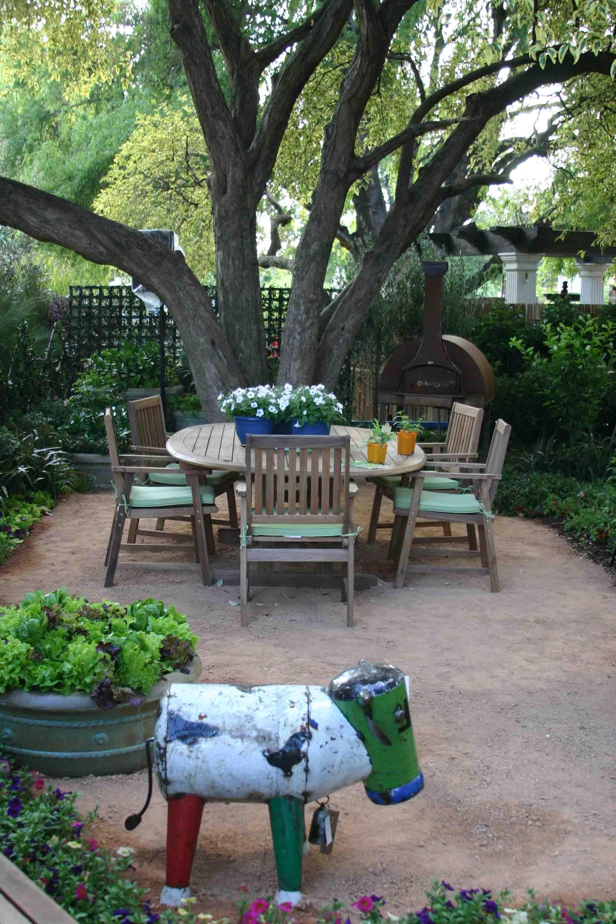 Earthy Aussie backyard - such a pleasure! (Melbourne ...