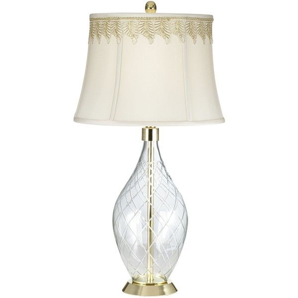 Universal Lighting And Decor Wexford Table Lamp With Metallic 180