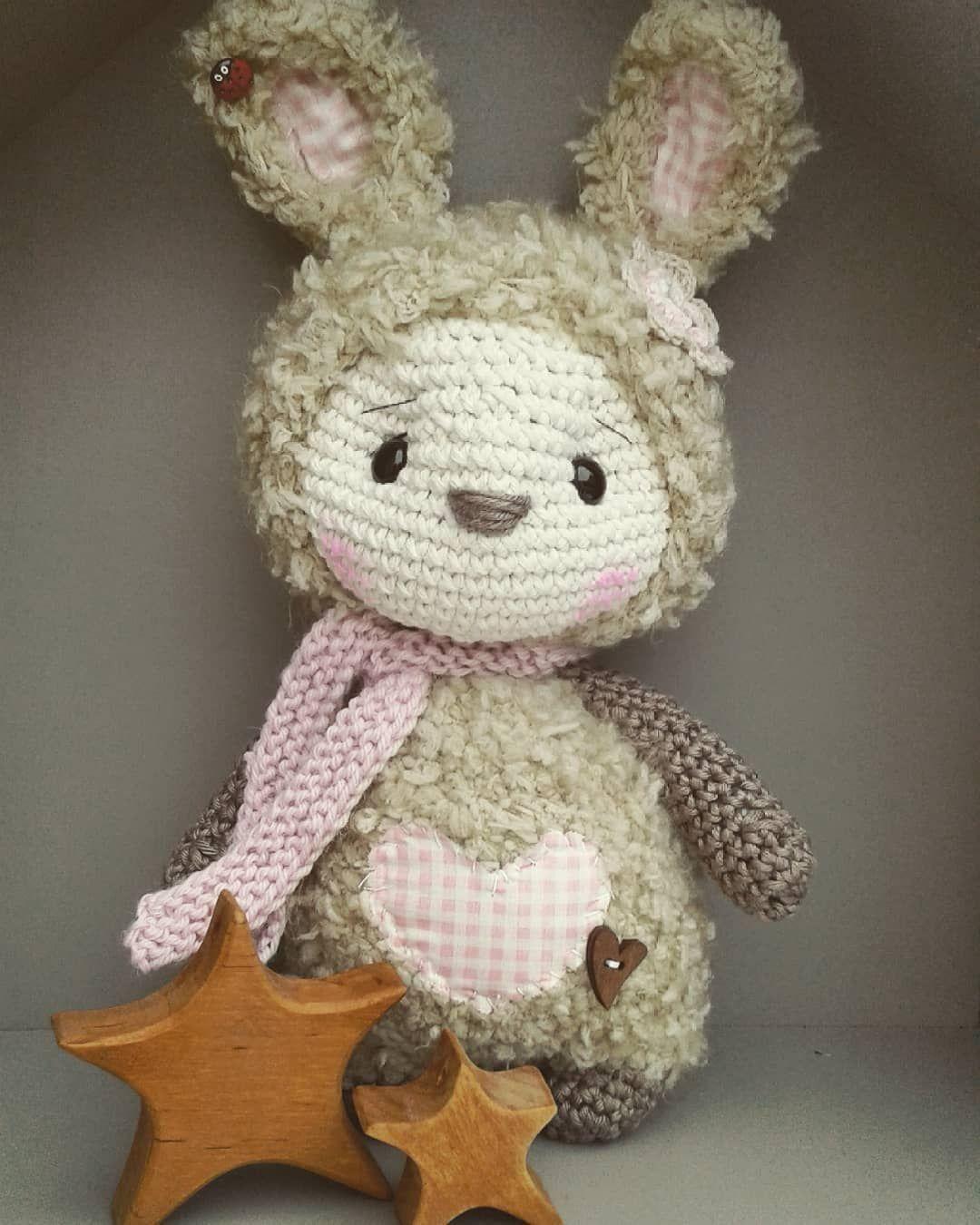 20+ Delightful Crochet an Amigurumi Rabbit Ideas   Crochet rabbit ...