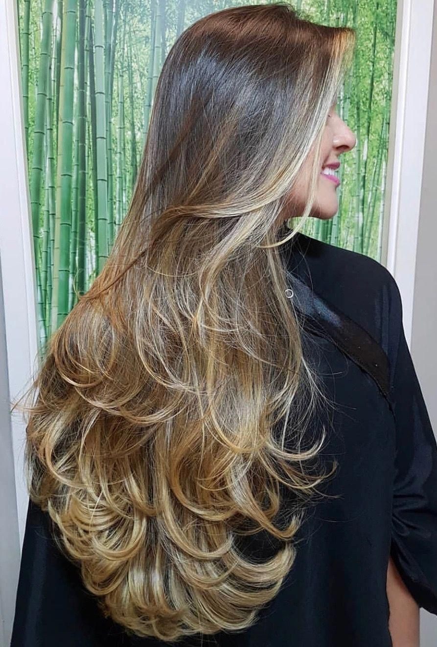 Longhair Long Hair Styles Long Wavy Hair Hair Styles
