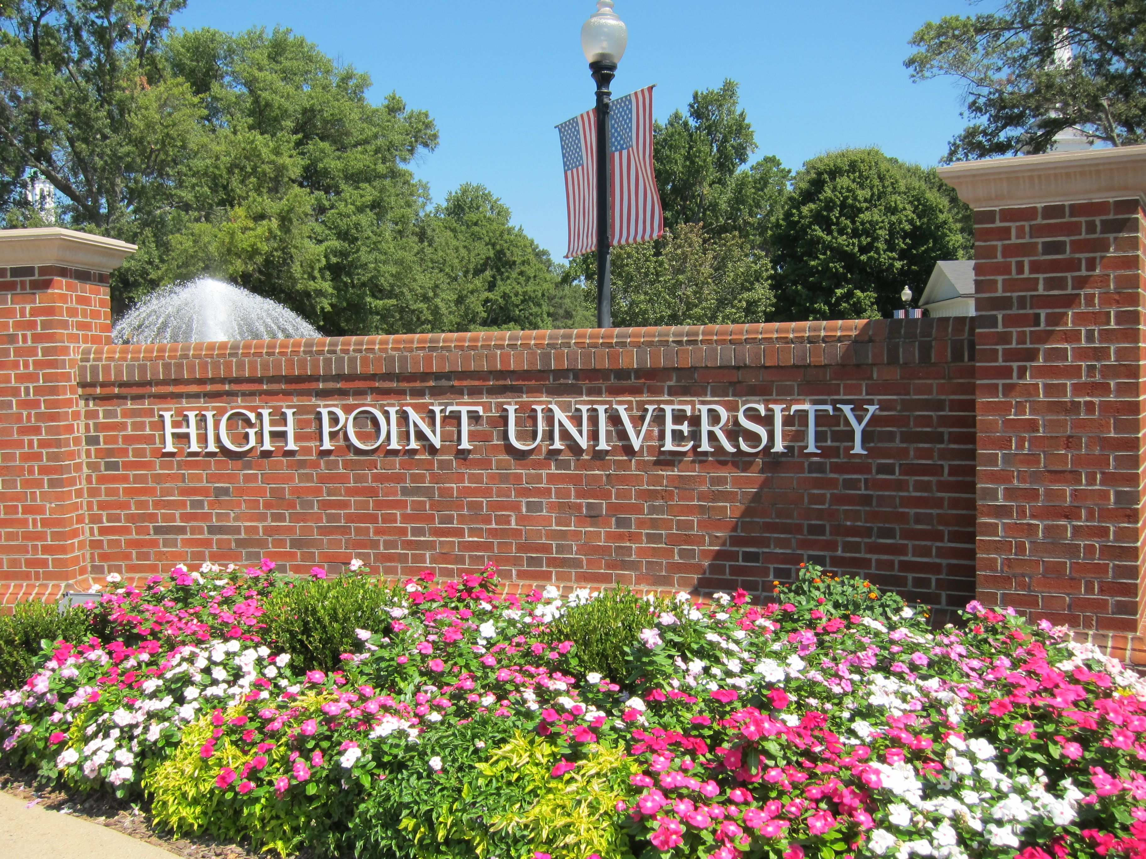 High Point University, High Point, NC (With images) High