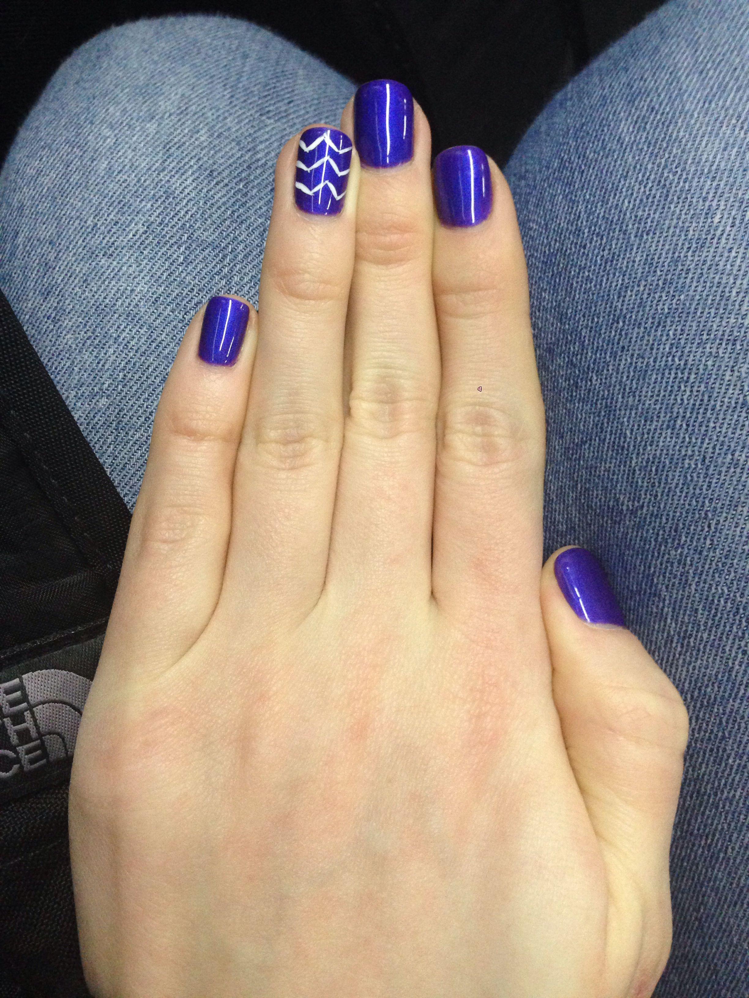 2/17/2014 ... Current nail polish design