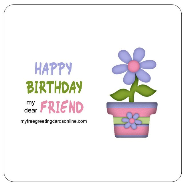 Friendship Birthday Verses Wishes