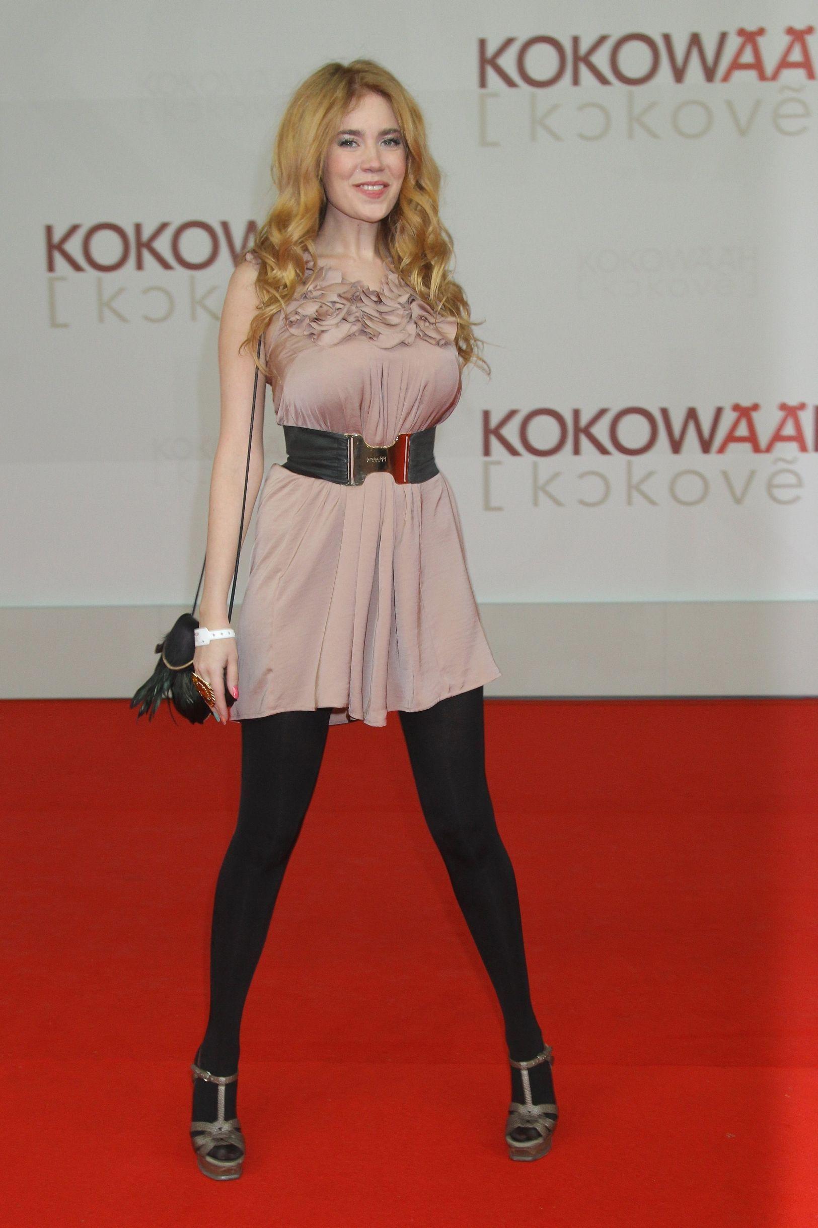 Pin Von Fallax Auf Palina Rojinski Celebrities How To Wear Und Celebs