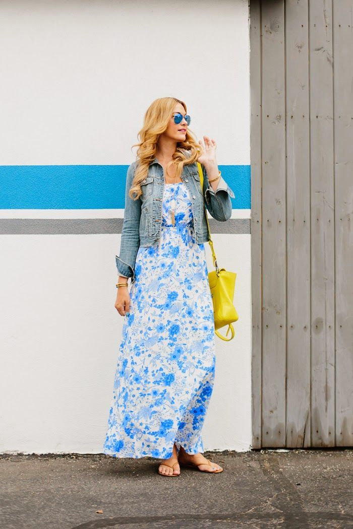 9dd569b6147 What Shoes to Wear with a Maxi Dress