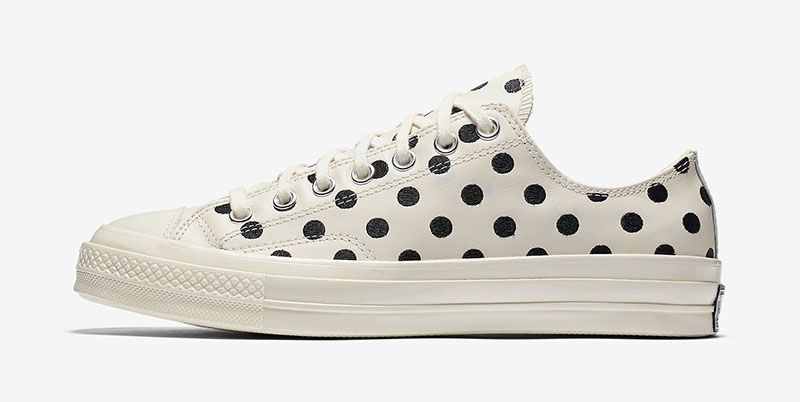 Just In: Converse Chuck Taylor All Star Launches Embroidered