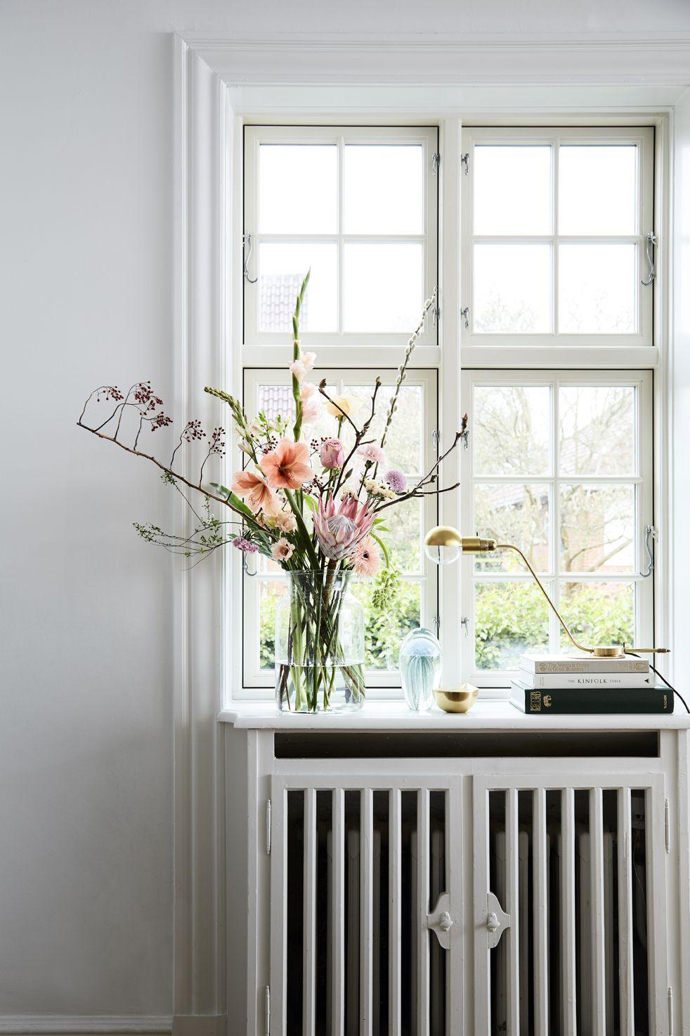 Blomster blomsterbuket Bloomon blomsterstyling styling ...