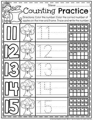 Numbers 11-20 Games | JK math | Kindergarten math worksheets ...