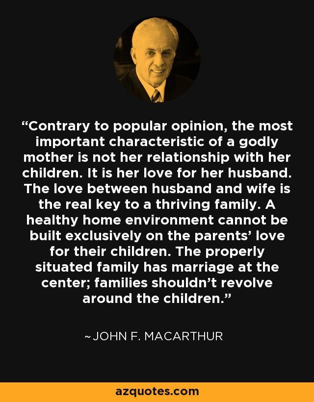 John F. MacArthur Quote
