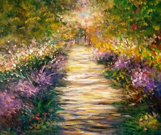 لوحات فنية زيتية بسيطة من اجمل خلفيات شاشه غاية في الجمال Oil Art Paintings Painting Art Painting Art