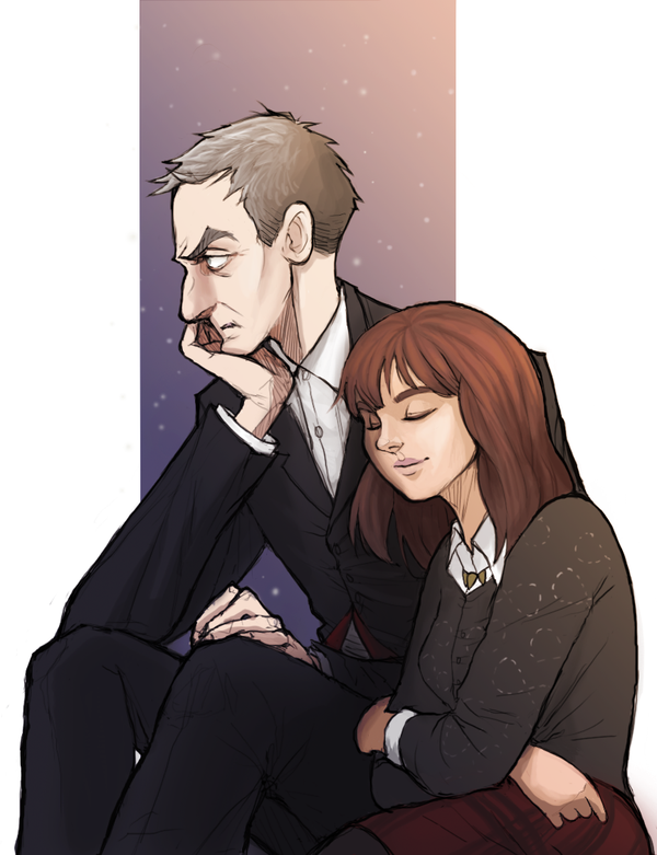 you're my hobby by ChrisIsDaName on deviantART #doctorwho