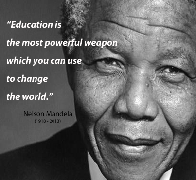 Nelson Mandela emerged from prison after 27 years to lead his country South Africa out of decades of apartheid.