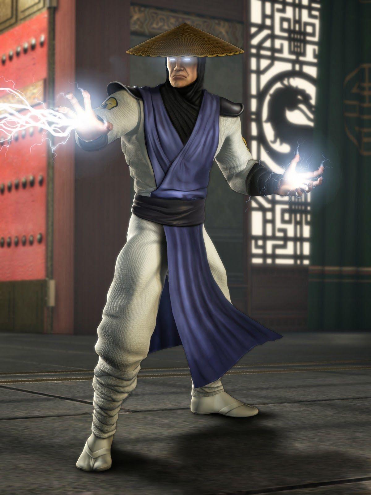 Raiden Mortal Kombat Mortal Kombat Shaolin Monks Mortal Kombat Characters