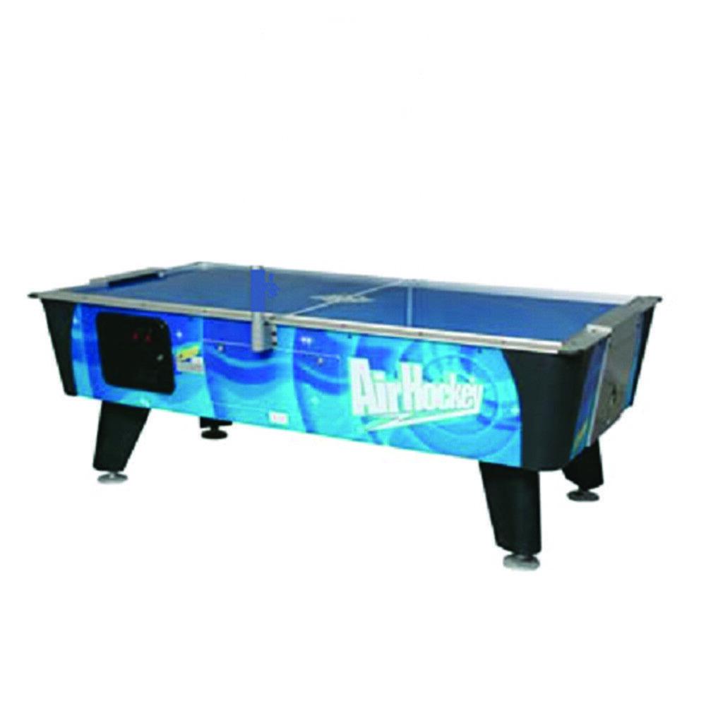 Dynamo Blue Streak Air Hockey Game Table Coin Op No