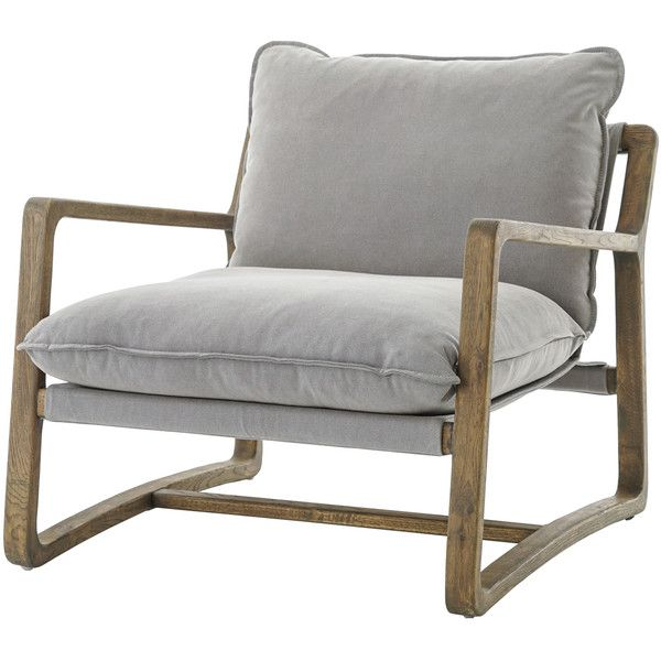 wooden arm chairs living room. Antonia Rustic Lodge Grey Pillow Brown Wood Living Room Arm Chair  1 240 CAD