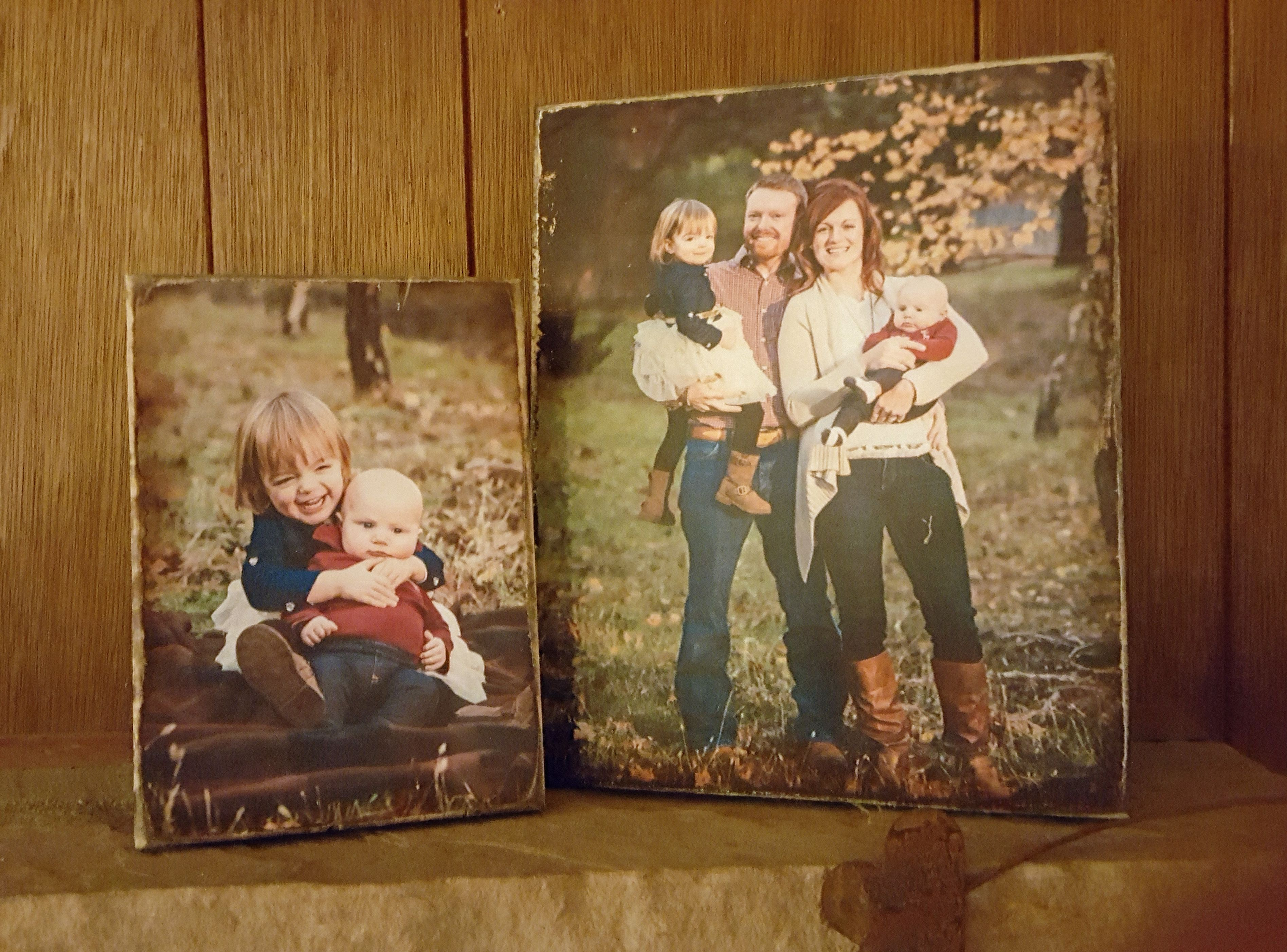 Transfer Photos Wood Mod Podge Easy Trick Video Tutorial Picture