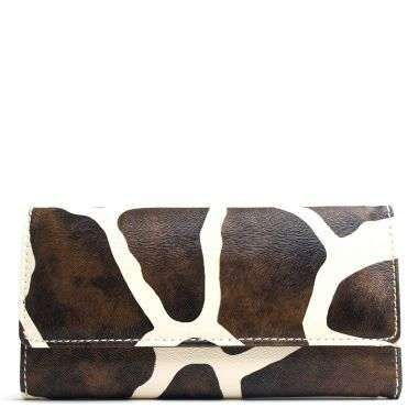 giraffe clutch Dooney Bourke