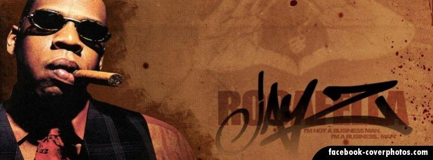 Jay-Z facebook cover photo