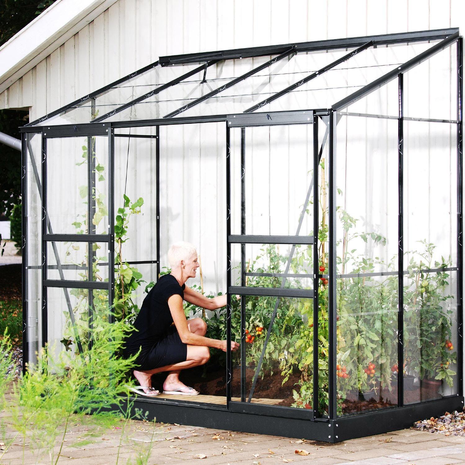 Épinglé par Cilette And Co sur Véranda en 2020 | Serre jardin, Maison verte, Serre bricolage
