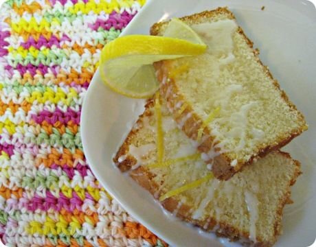 Cherry Lemon Sundrop Pound Cake Recipe