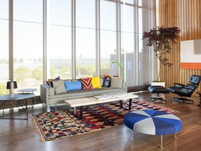 Modernidad con toques vintage para tu hogar LaSala Pinterest - estilo vintage decoracion