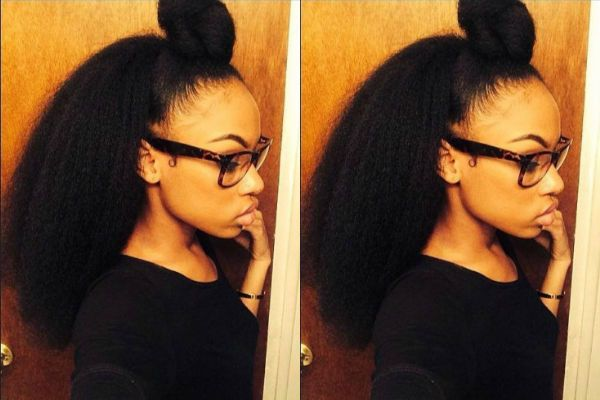 5 Tips For Straightening 4C Hair Without Heat Damage