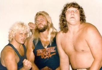 The Fabulous Freebirds Tag Team Wrestling T Shirt