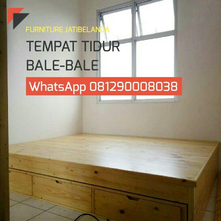 Ranjang kayu jati belanda service area jabodetabek for Kitchen set kayu jati belanda